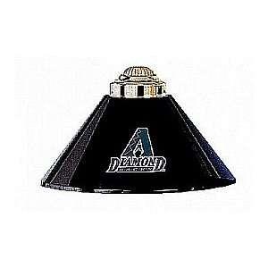 MLB Arizona Diamondbacks Three Shade Metal Billiard Lamp