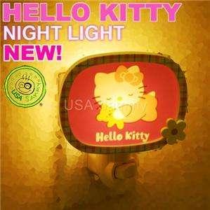 Hello Kitty Night light Kids Baby Children Gift Decor