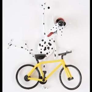 Bicycle Dog Magnet Spoonies by Richard Kolb