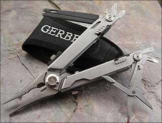 Gerber Flik Fish Multi Plier Needle Nose Multi Tool Knife Brand NEW in