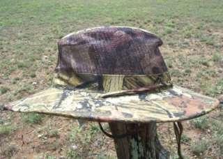 NEW Licensed MOSSY OAK CAMO Safari Hunting Fishing Hat