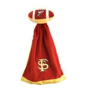 Florida State Seminoles Plush NCAA Football with Attached