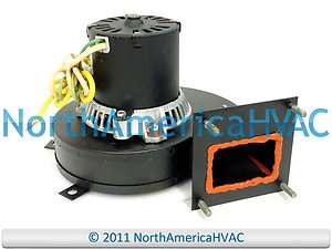 York Coleman Furnace Inducer Motor 026 31055 700 326 31055 000 FASCO
