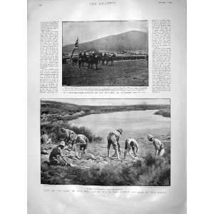 1899 Mooi River Soldiers Forestier Walker War Africa: Home & Kitchen
