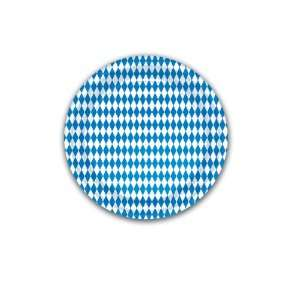 New   Blue & White Plates Case Pack 60 by DDI