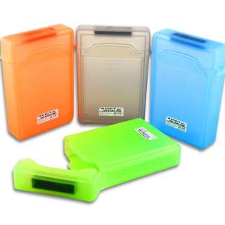 "Portable HDD Tank Box Case for 3.5"" Hard Drive"