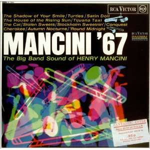 The Big Band Sound Of Henry Mancini Henry Mancini Music