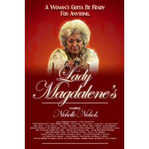 Lady Magdalenes Poster Movie F 27 x 40 Inches   69cm x