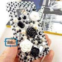 Rhinestone Bling HARD BACK CASE COVER F Nokia N8#NK9