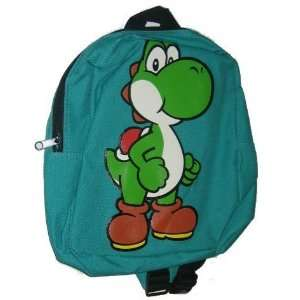 Nintendo Super Mario Bros. Yoshi Mini Backpack Bag 54325