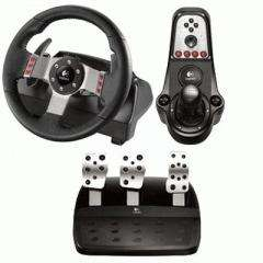 LOGITECH G27 Gaming Racing Wheel PC/PS2/PS3, Accessories  Check the