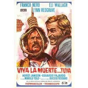 Franco Nero)(Eli Wallach)(Lynn Redgrave)(Horst Janson)