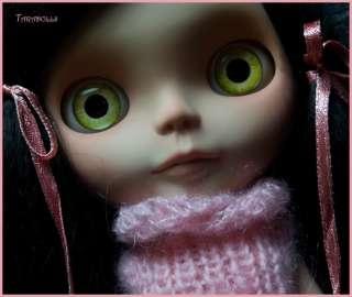 Taradoll Rosy Custom #3 blythe doll OOAK Alpaca rerooted doll art SBL