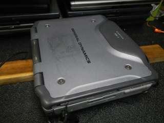 GENERAL DYNAMICS ITRONIX GoBook XR 1 IX270 2GB WIFI Core duo