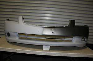 2005 2006 NISSAN ALTIMA OEM FACTORY FRONT BUMPER COVER 05 06