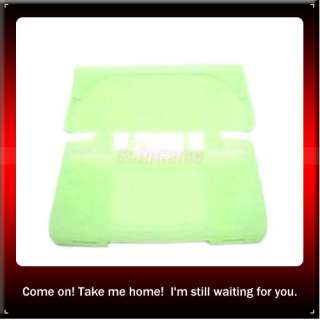 Green Silicone Skin Case for Nintendo DSL DS Lite NDSL