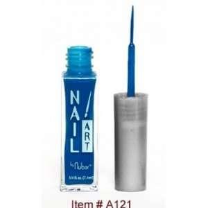 Nubar Nail Art Striper   Neon Blue Beauty