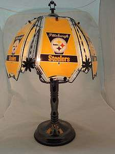 NEW NFL Pittsburgh Steelers Football Touch Lamp NR L@@K