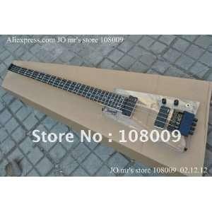 2011 christmas gifts 4 string bass hot guitar transparent