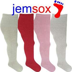 Supersoft Cotton Rich Tights NEWBORN Cream, Red, Pink, White