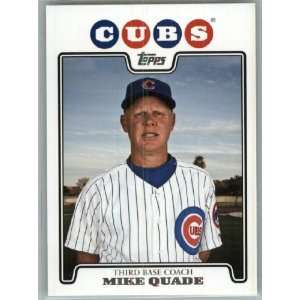 Chicago Cubs LIMITED EDITION Team Edition Gift Set # 34 Mike Quade