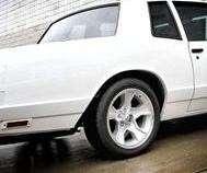 17x8 N90 Cast Wheels Z28 Camaro Monte Carlo 80 81 87 88
