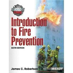 Introduction to Fire Prevention _ 6th edition. Books