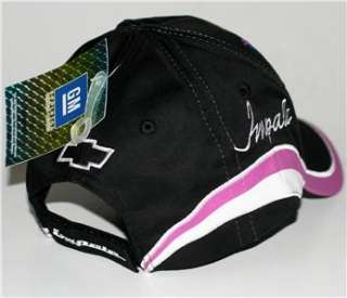IMPALA GM Motors CHEVROLET Black BASEBALL CAP HAT New