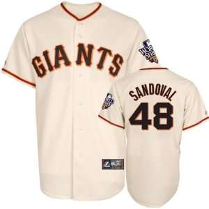 Pablo Sandoval Jersey San Francisco Giants #48 Home
