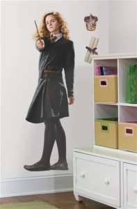 Hermione Giant Wall Decal Sticker Appliqué Harry Potter