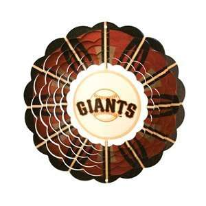 MLB265W 10 San Francisco Giants Designer MLB Spinner