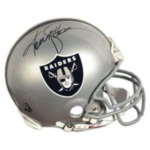 Ken Stabler Raiders Autographed Pro Helmet Sports