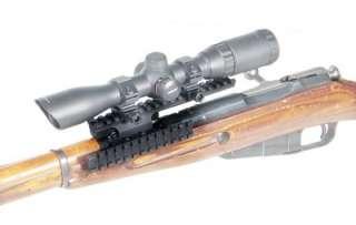 MOSIN NAGANT 91 M44 TACTICAL TRI RAIL SCOPE MOUNT