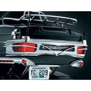 Rear Trim For Ultra Tour Pak Light Bar For Harley Davidson Automotive