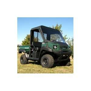 Kawasaki Mule 4000 / 4010 Mini Cab Enclosure: Automotive