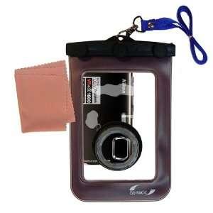 Gomadic Clean n Dry Waterproof Camera Case for the Nikon