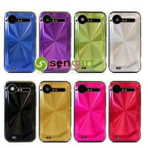 1pc Metal Aluminum Hard Case Cover HTC G11 Incredible S