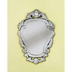 Dahliah Large Decorative Wall Mirror