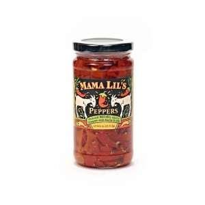 Pickled Mildly Spicy Peppers in Oil 12 Oz Jar  Grocery