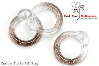 CoolCat, DIY Pull Ring For Custom Blythe ( PU 23 ) 1Pc