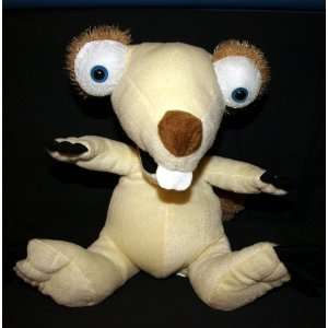 Ice Age Sid The Sloth Plush