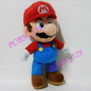 New Super Mario Brothers ( 91/2 Stand Mario and Luigi ) Plush Figure