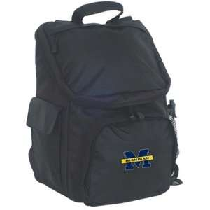 Mercury Luggage Michigan Wolverines Lap Top Backpack