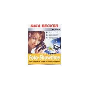 Foto Showtime, CD ROM Bringen Sie Ihre Fotos ins TV, auf den PC, ins