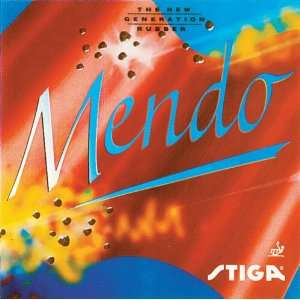 STIGA Mendo Table Tennis Rubber