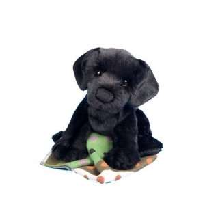 Celia Black Lab 12 by Douglas Cuddle Toys Toys & Games