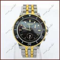 Luxury Gold Man Wristwatch Stainless Alloy Steel NG03