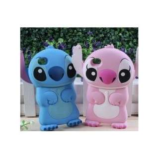 3D Stitch Style iPhone 4G/4/4S Hard Case/Cover/Protector(Pink)