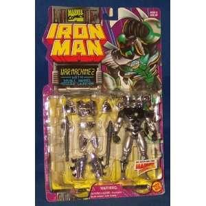 Iron Man War Machine 2 Action Figure Toys & Games