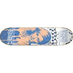 Skateboard Decks THINK DECK JAILBAIT PARIS 7.5